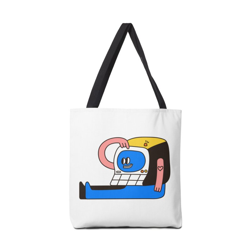 PC Accessories Tote Bag Bag by esmile's Artist Shop