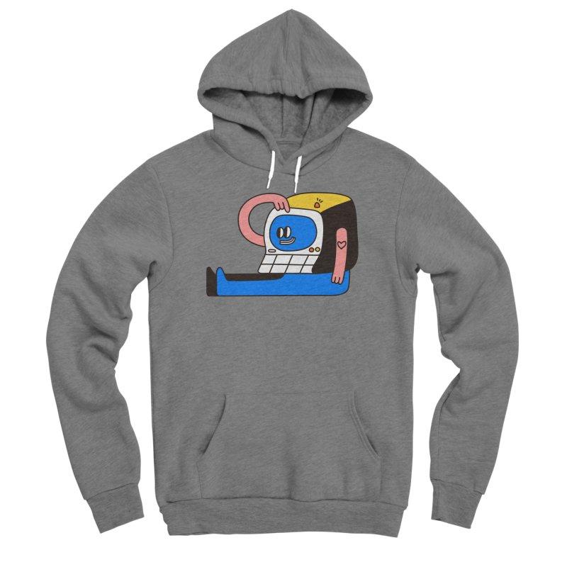 PC Men's Pullover Hoody by esmile's Artist Shop