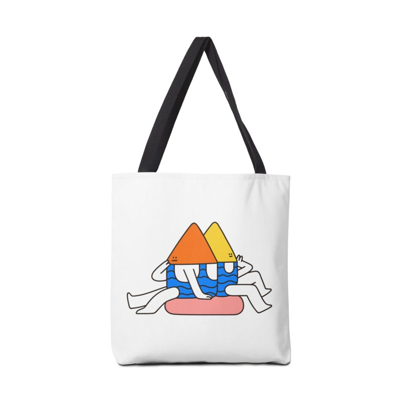 I Trulli Accessories Tote Bag Bag by esmile's Artist Shop