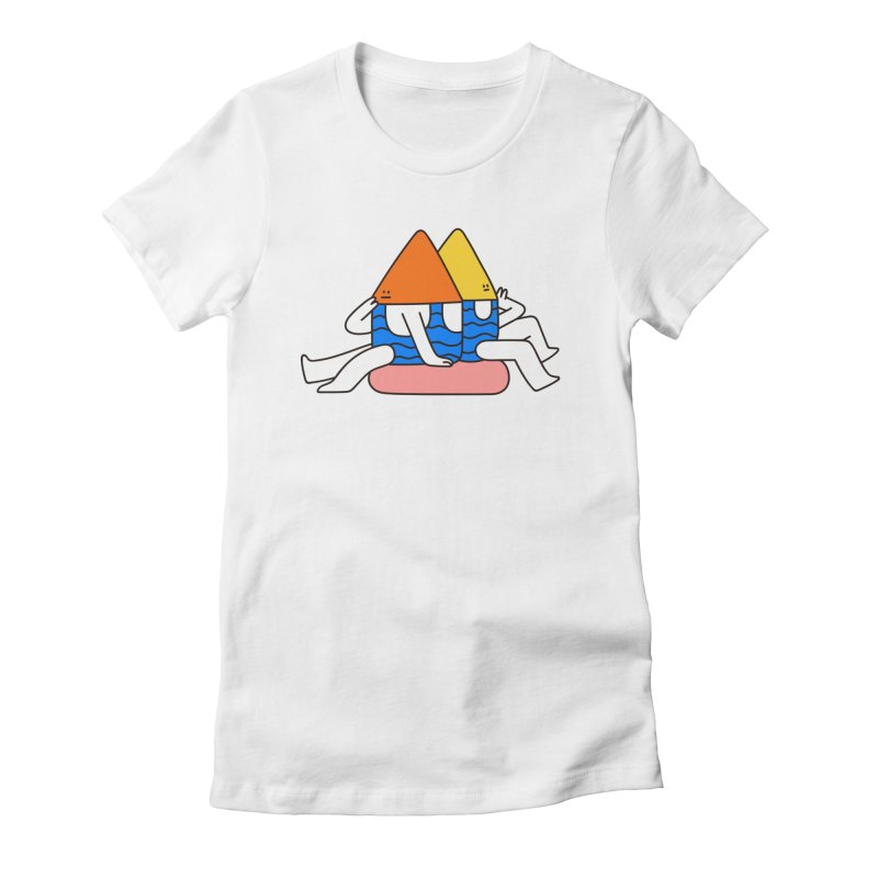 I Trulli Women's T-Shirt by esmile's Artist Shop