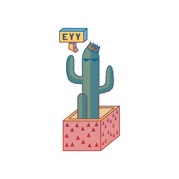 Design for Cool Cactus