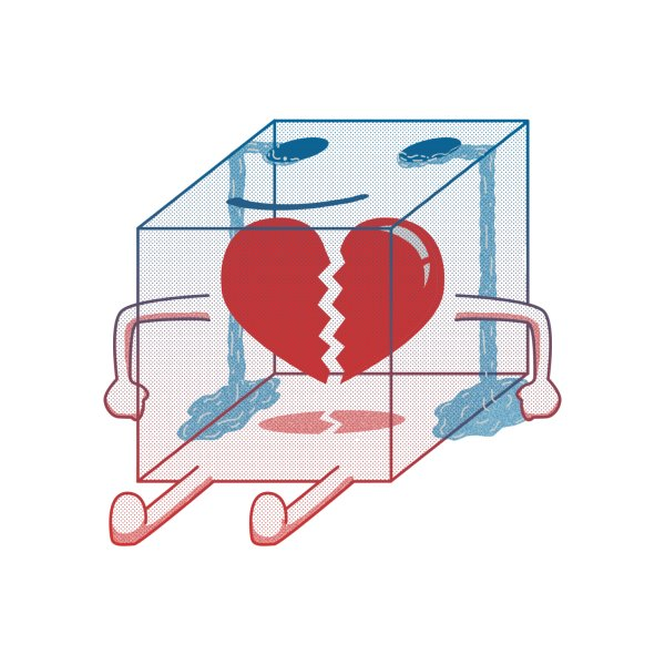 Design for Little Box of Broken Heart