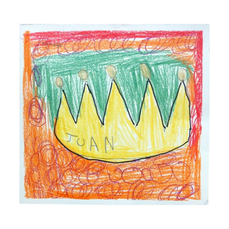 King (Crown) by Juan Accessories Mug by Esperanza Community's Artist Shop