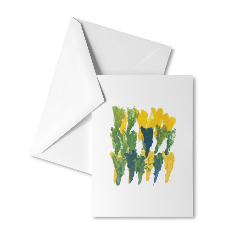 Hearts by Jason Accessories Greeting Card by Esperanza Community's Artist Shop