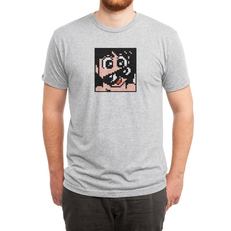 O_O Men's T-Shirt by ESSAYU