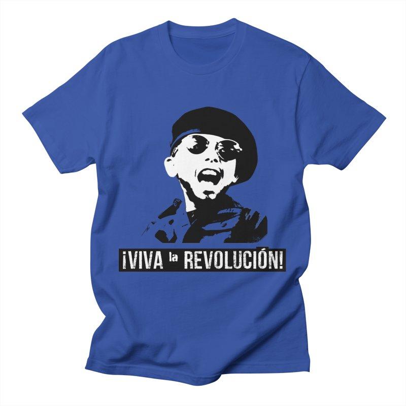 Viva la Revolución! Men's T-Shirt by EP Designs's Designs n Such