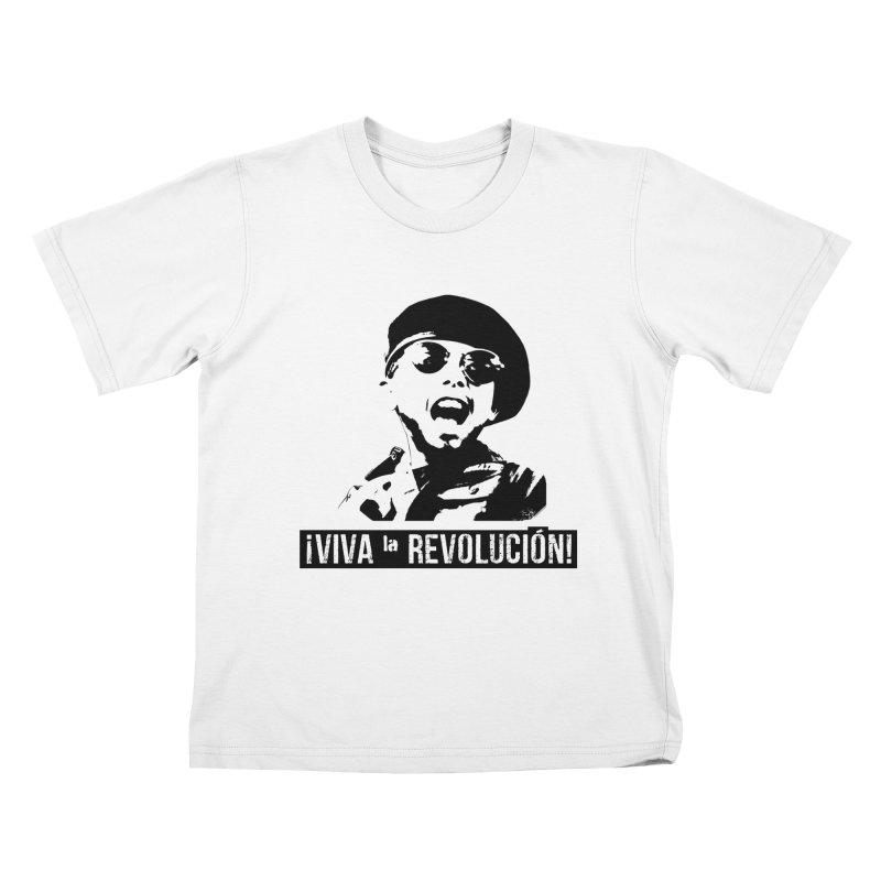 Viva la Revolución! Kids T-Shirt by EP Designs's Designs n Such