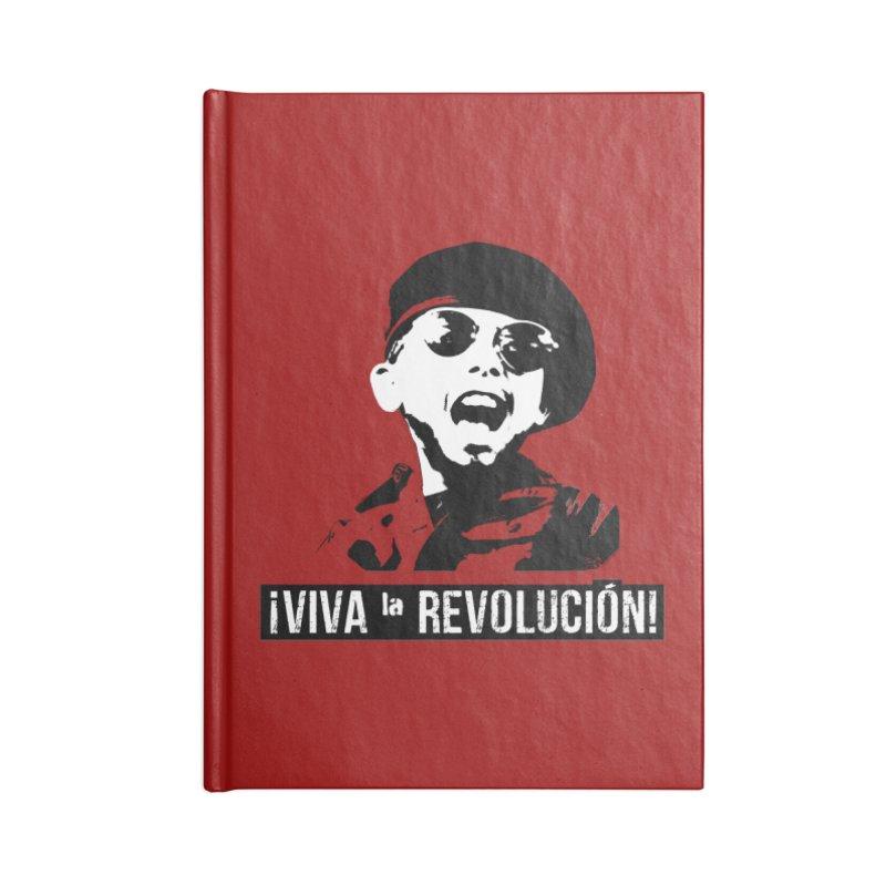 Viva la Revolución! Accessories Notebook by EP Designs's Designs n Such
