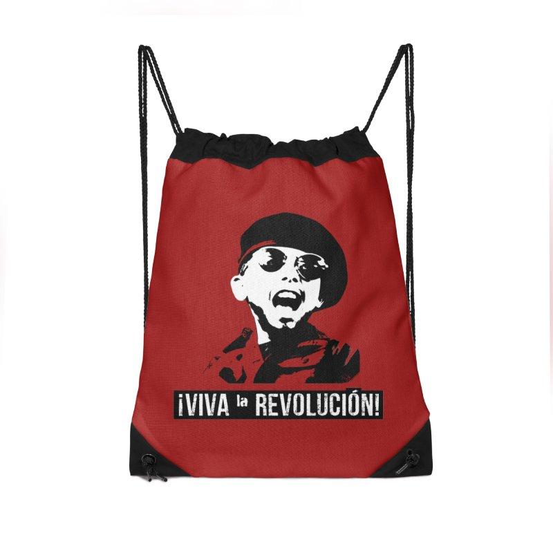 Viva la Revolución! Accessories Bag by EP Designs's Designs n Such