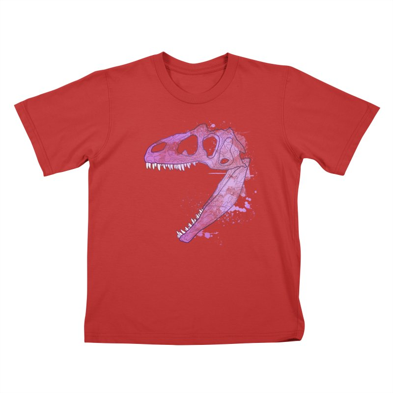 Screamin' Jay Allo Kids T-Shirt by EP Designs's Designs n Such
