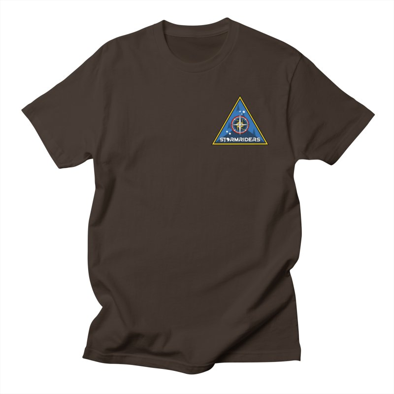 Stormriders Naval Fleet Patch Men's T-Shirt by EP Designs's Designs n Such
