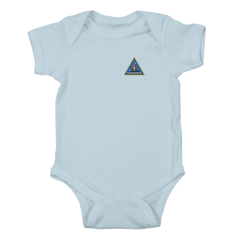 Stormriders Naval Fleet Patch Kids Baby Bodysuit by EP Designs's Designs n Such
