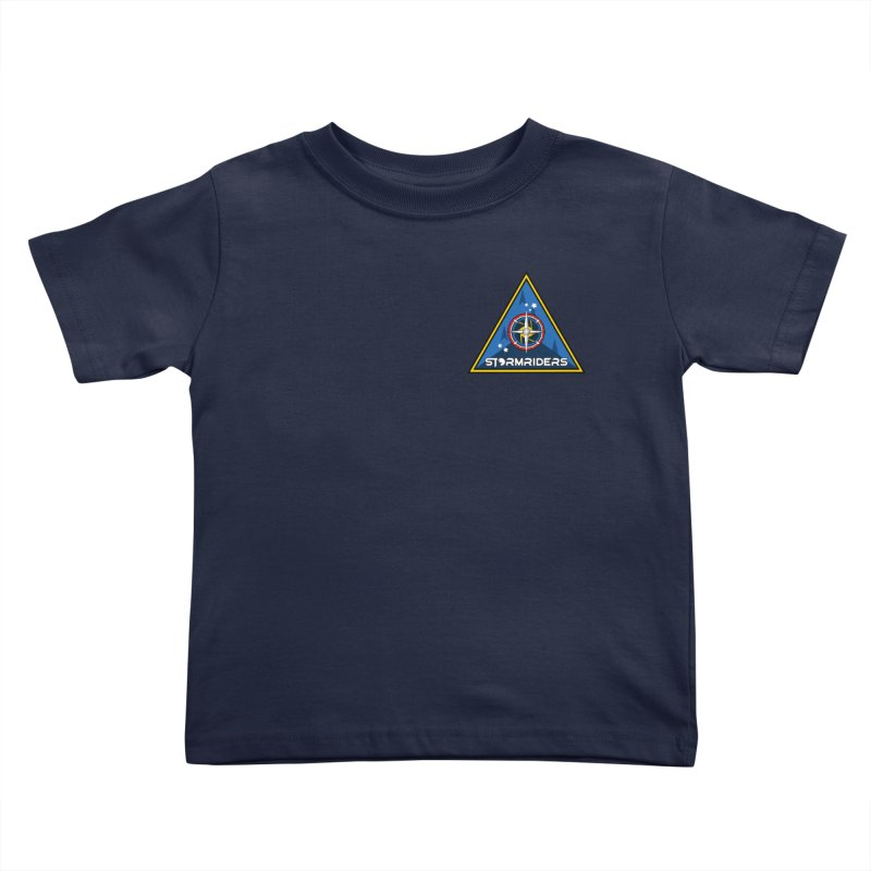 Stormriders Naval Fleet Patch Kids Toddler T-Shirt by EP Designs's Designs n Such