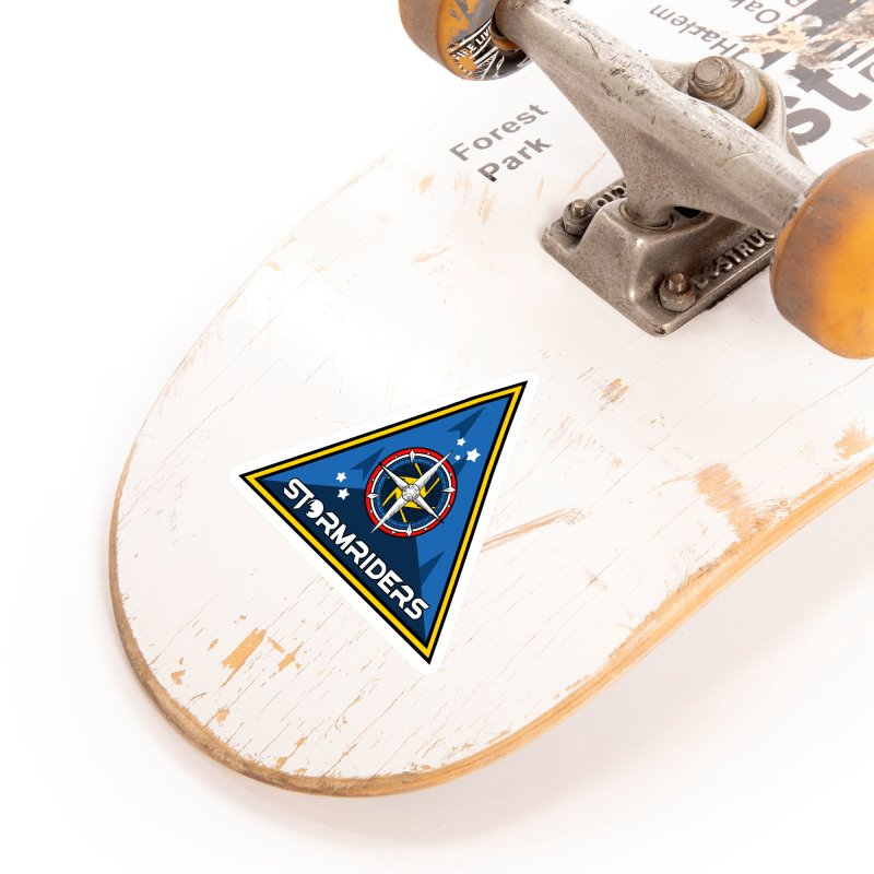 Stormriders Naval Fleet Patch Accessories Sticker by EP Designs's Designs n Such