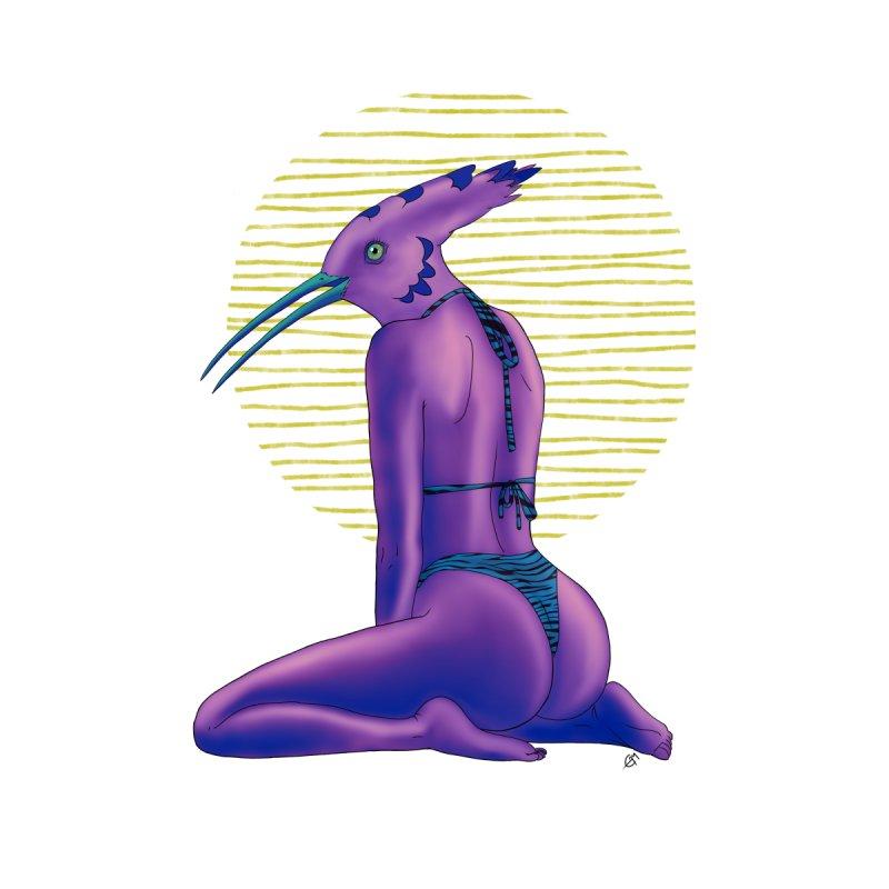 sexy bird Men's T-Shirt by estanisaboal's Artist Shop