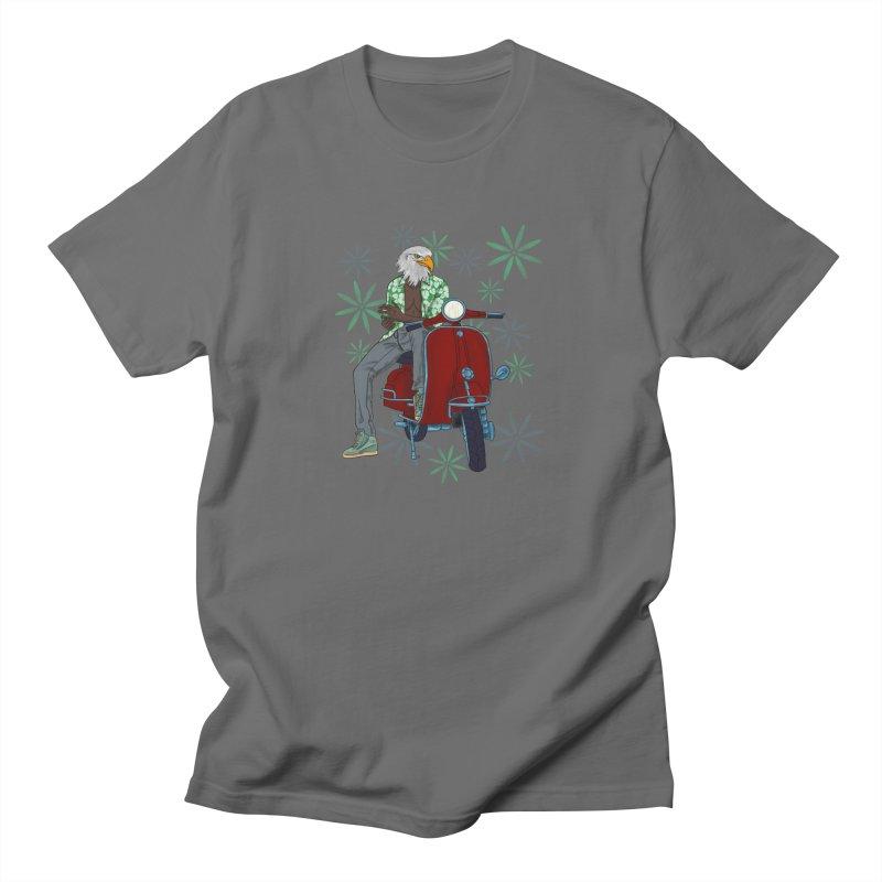 eagle Men's T-Shirt by estanisaboal's Artist Shop