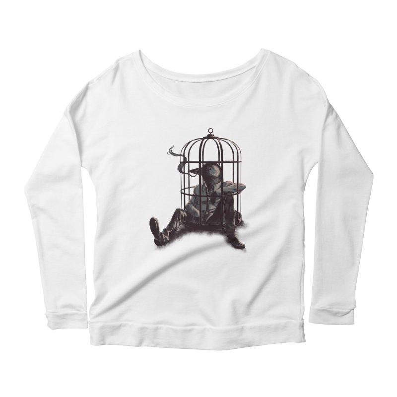 Life Women's Scoop Neck Longsleeve T-Shirt by EstivaShop