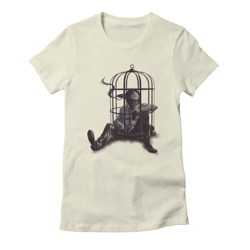 Life Women's Fitted T-Shirt by EstivaShop