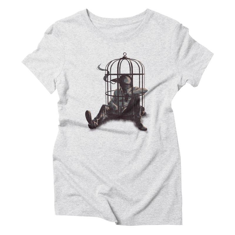 Life Women's Triblend T-shirt by EstivaShop