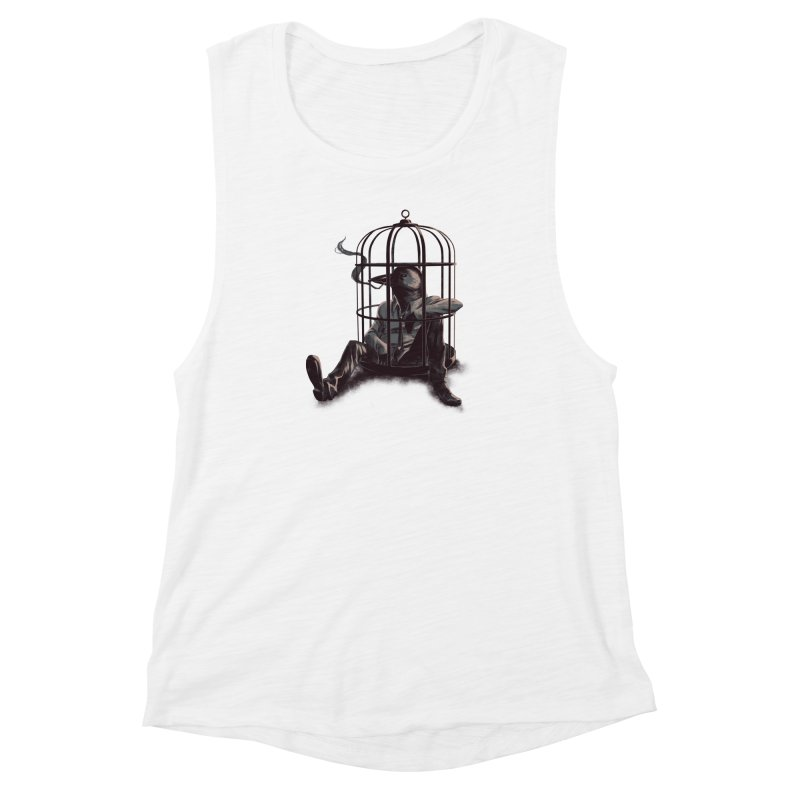 Life Women's Muscle Tank by EstivaShop
