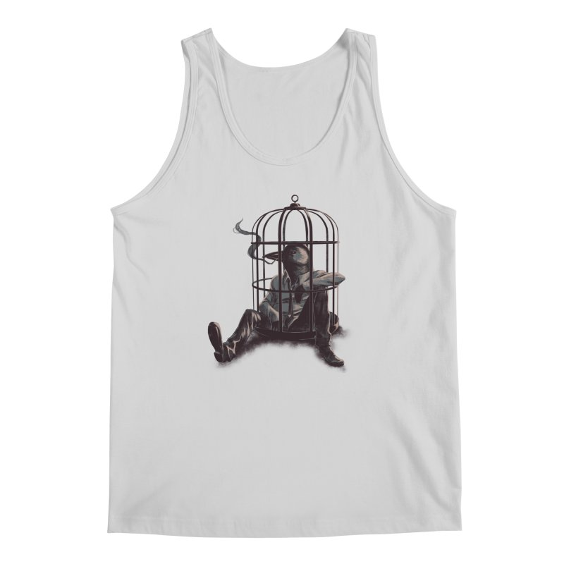 Life Men's Tank by EstivaShop