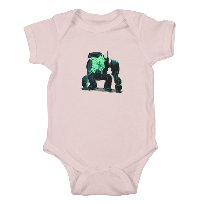 Not the Best Moment Kids Baby Bodysuit by EstivaShop