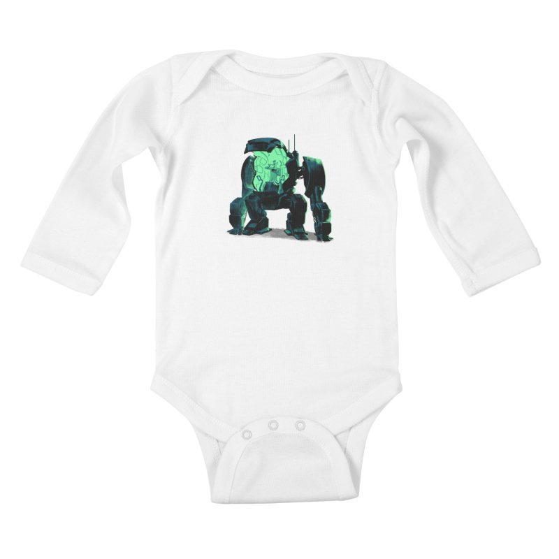 Not the Best Moment Kids Baby Longsleeve Bodysuit by EstivaShop
