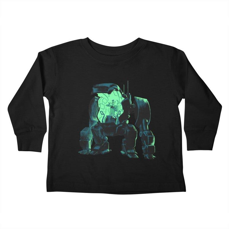 Not the Best Moment Kids Toddler Longsleeve T-Shirt by EstivaShop