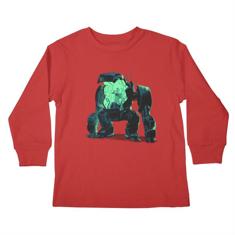 Not the Best Moment Kids Longsleeve T-Shirt by EstivaShop