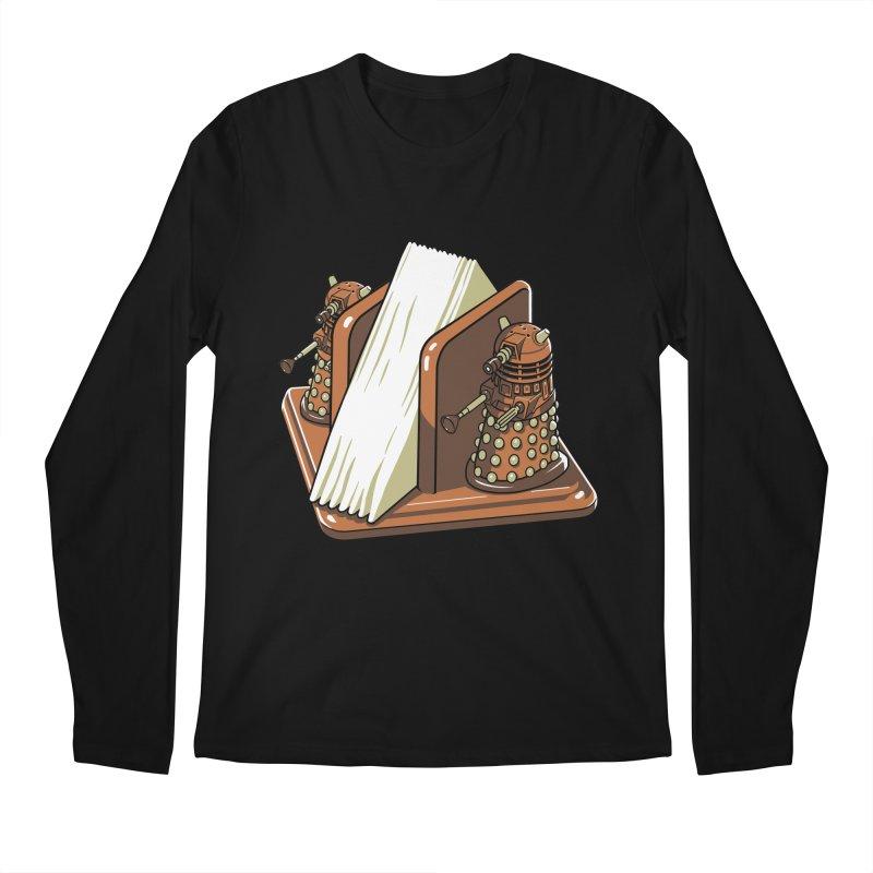 Salt and Pepper Men's Longsleeve T-Shirt by EstivaShop