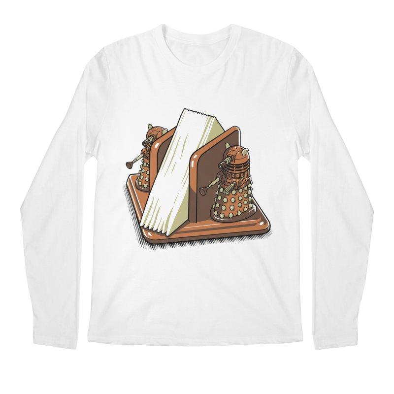 Salt and Pepper Men's Regular Longsleeve T-Shirt by EstivaShop