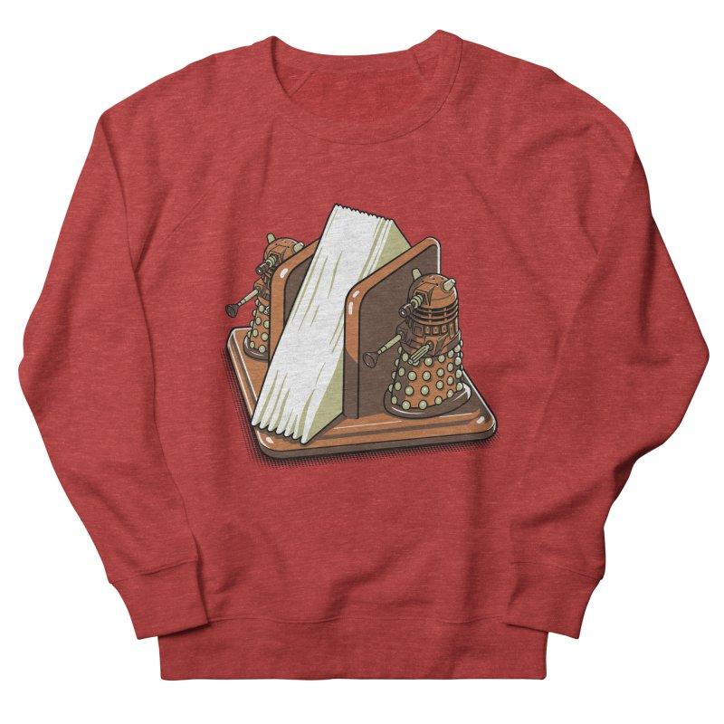 Salt and Pepper Men's French Terry Sweatshirt by EstivaShop