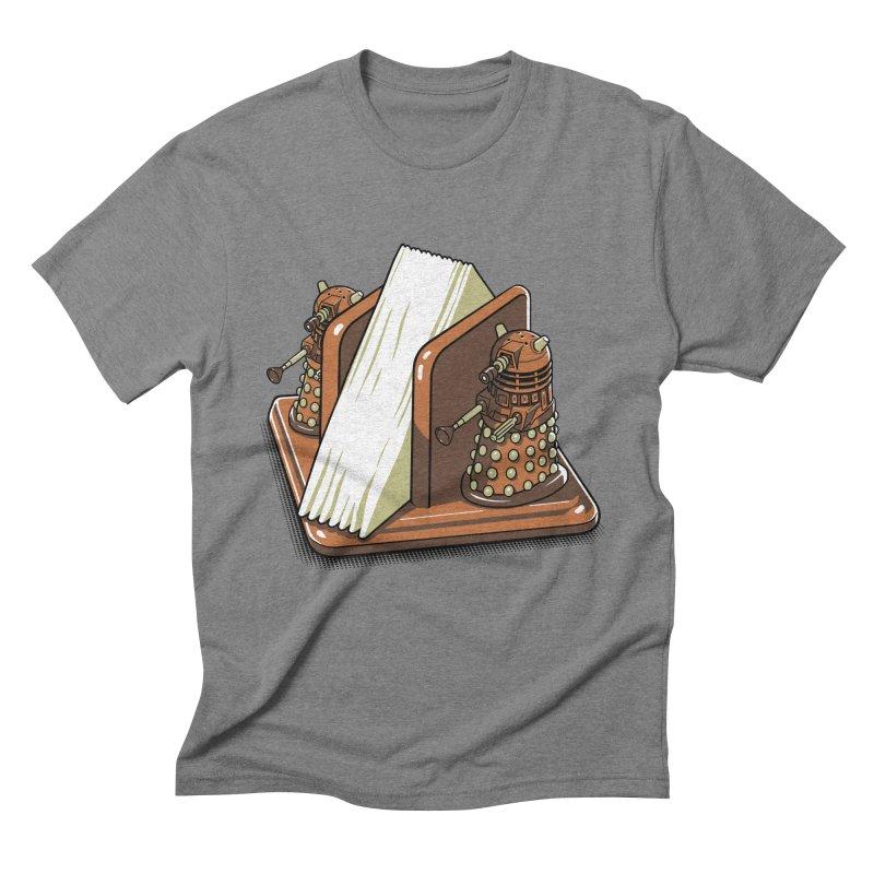 Salt and Pepper Men's Triblend T-Shirt by EstivaShop