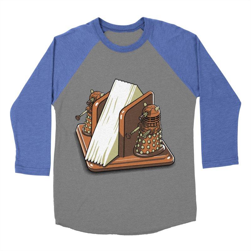 Salt and Pepper Men's Baseball Triblend Longsleeve T-Shirt by EstivaShop