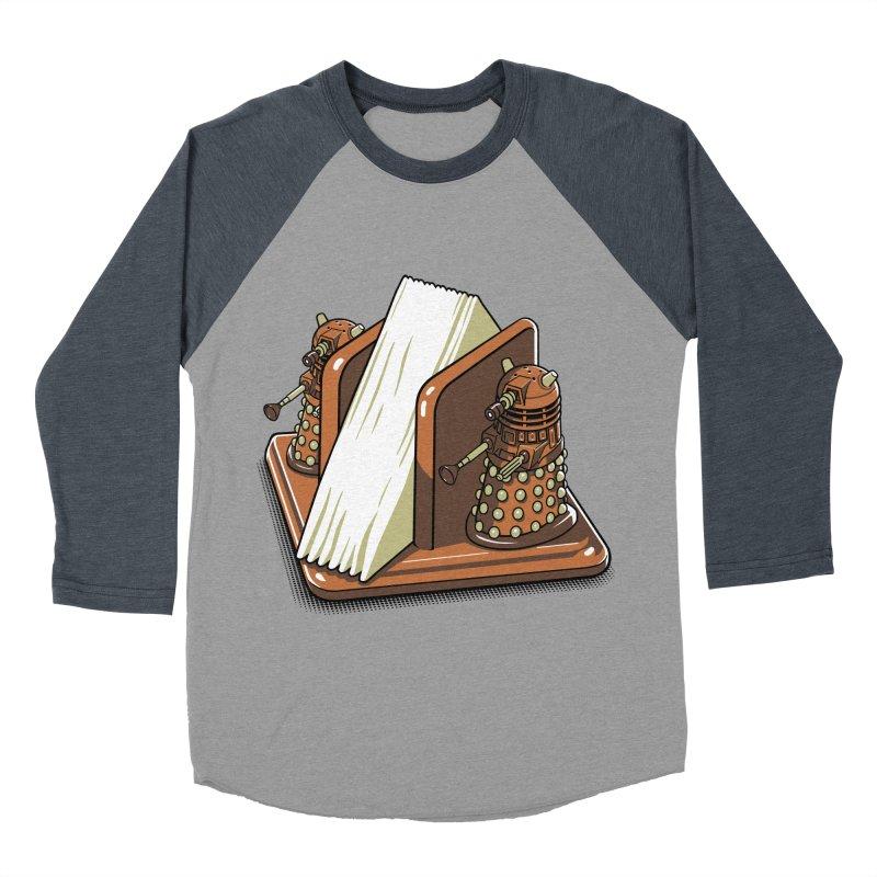 Salt and Pepper Men's Baseball Triblend T-Shirt by EstivaShop