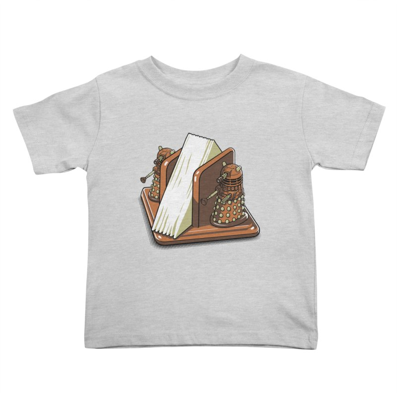 Salt and Pepper Kids Toddler T-Shirt by EstivaShop