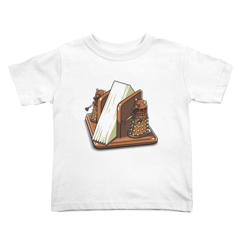 Salt and Pepper Kids Toddler T-Shirt by EstivaShop