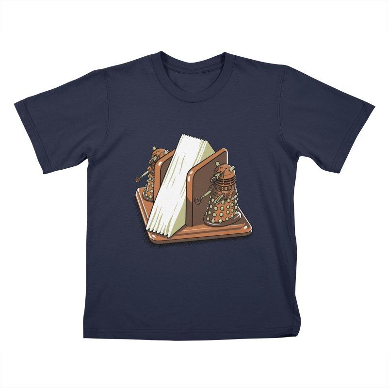 Salt and Pepper Kids T-Shirt by EstivaShop