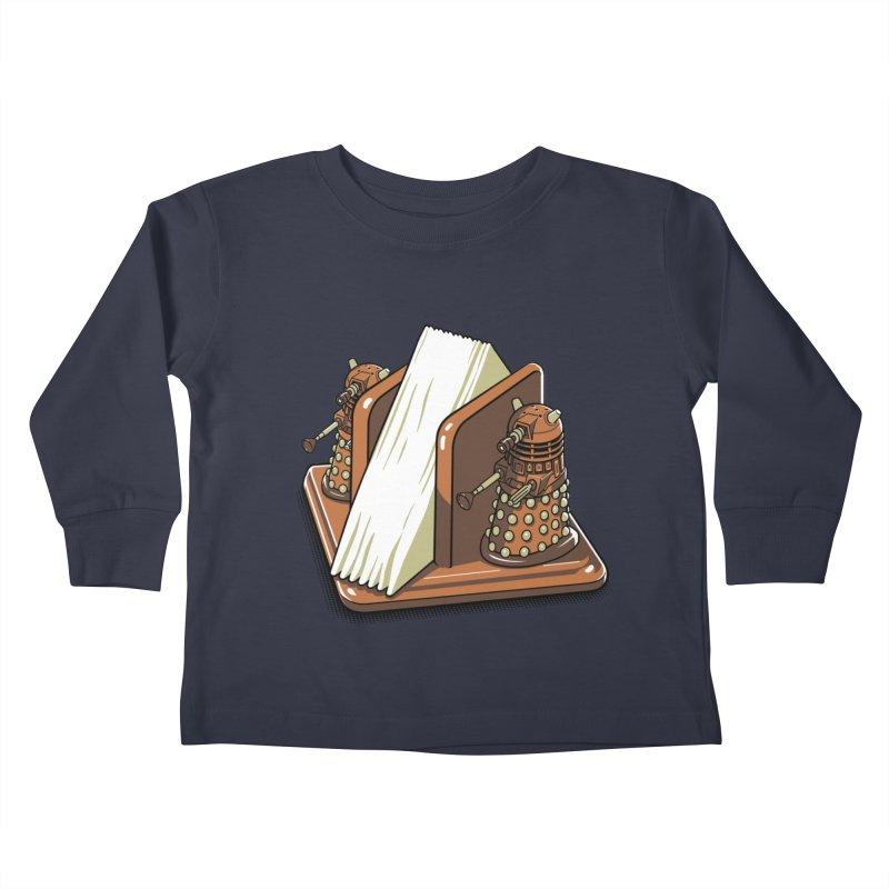 Salt and Pepper Kids Toddler Longsleeve T-Shirt by EstivaShop