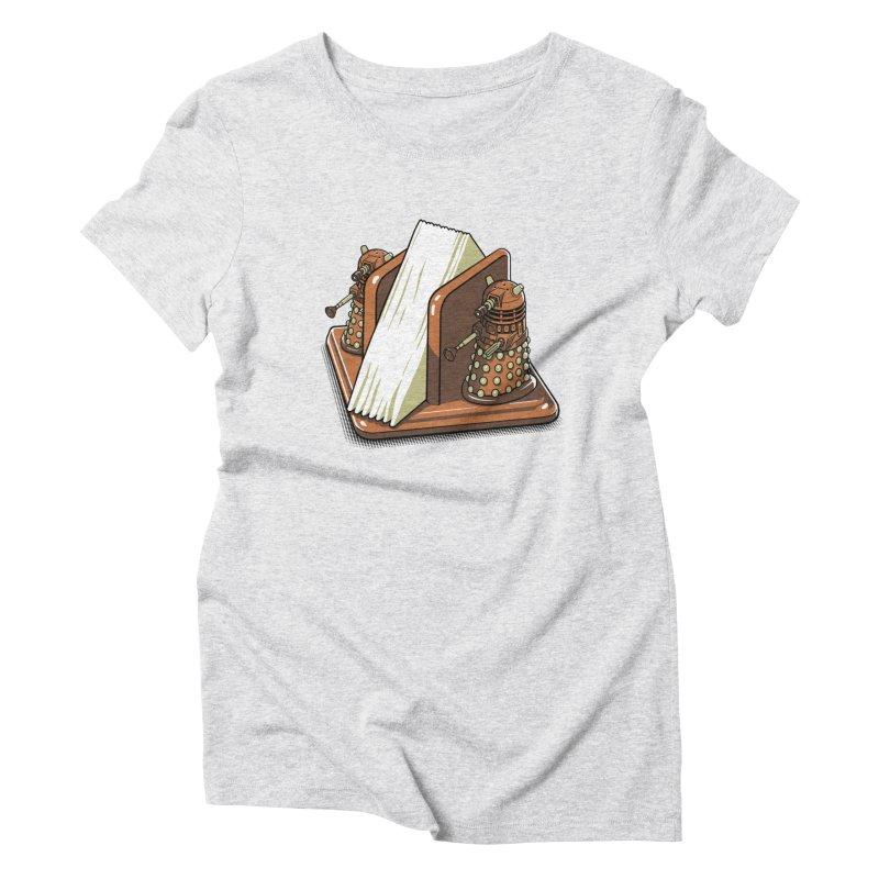 Salt and Pepper Women's T-Shirt by EstivaShop