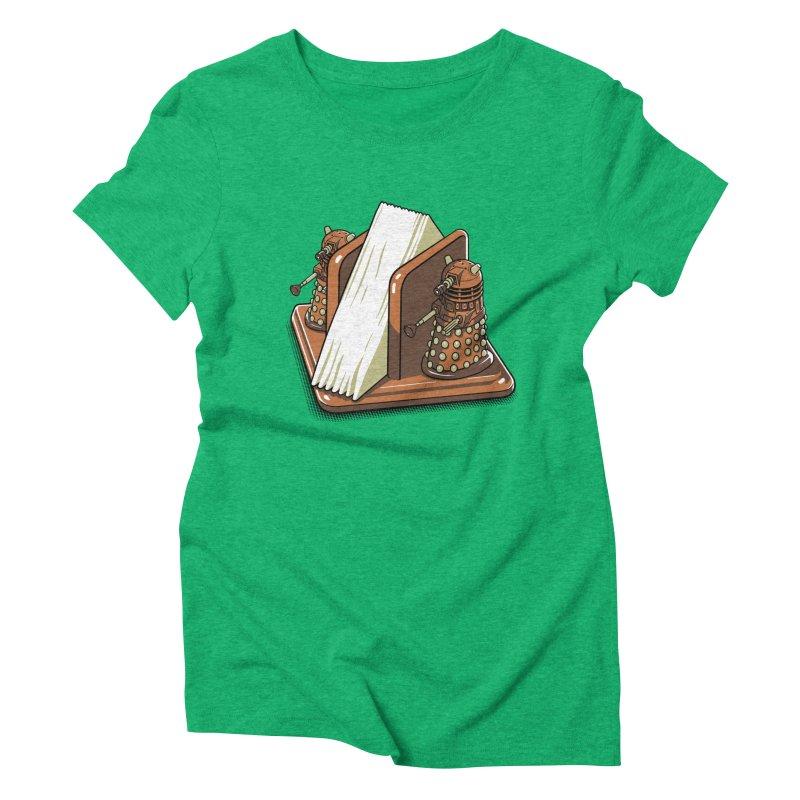 Salt and Pepper Women's Triblend T-Shirt by EstivaShop