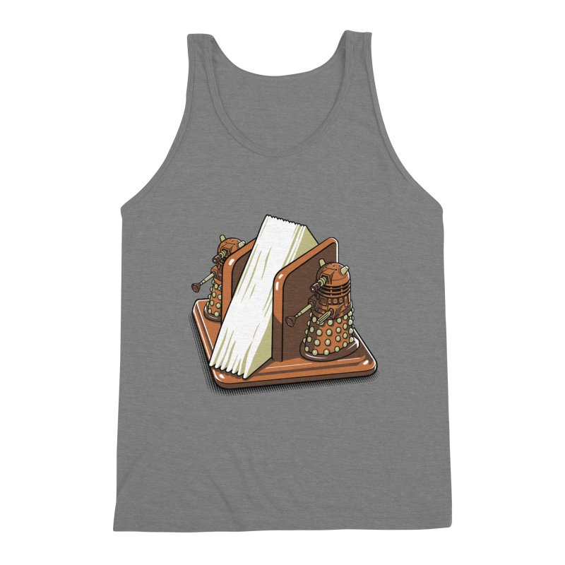 Salt and Pepper Men's Tank by EstivaShop
