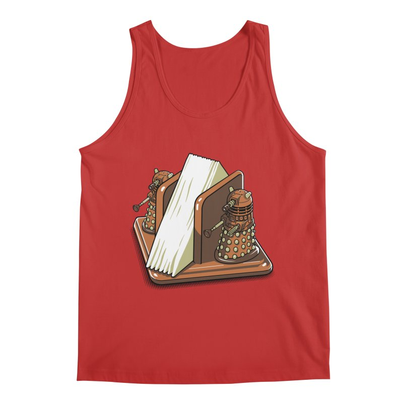 Salt and Pepper Men's Regular Tank by EstivaShop
