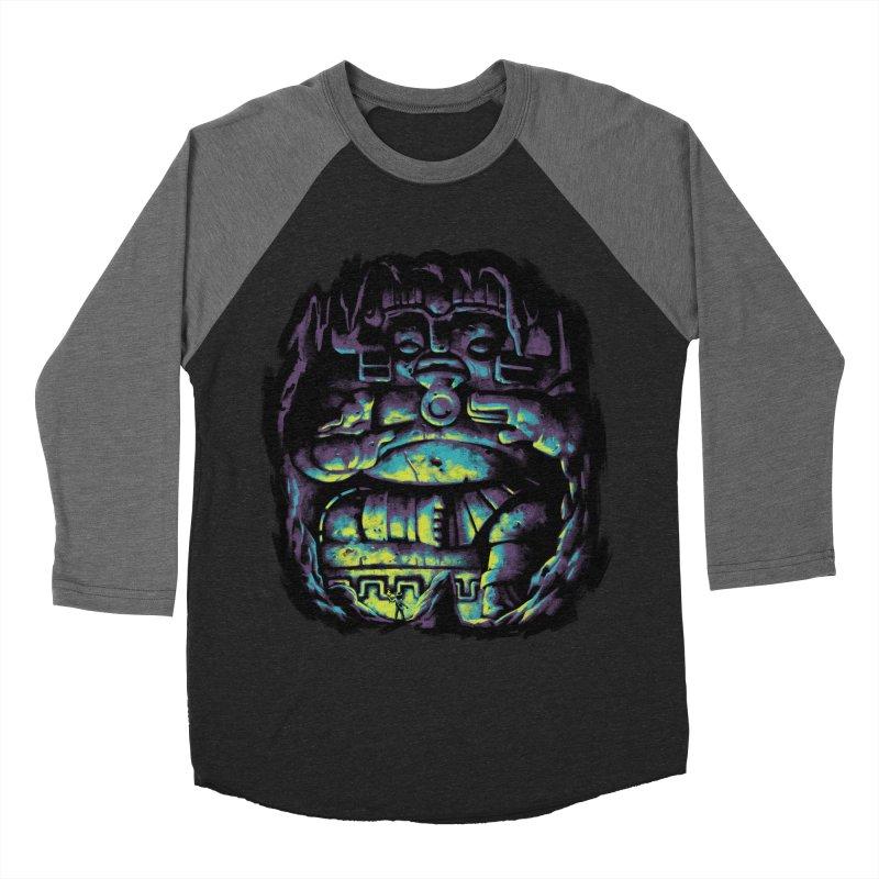 Secret Cave Women's Baseball Triblend T-Shirt by EstivaShop