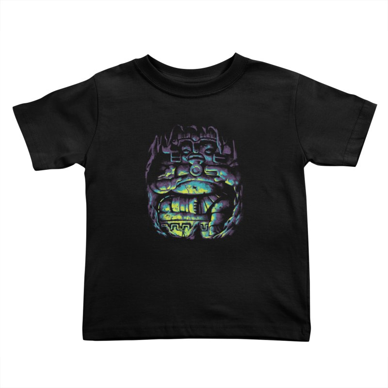 Secret Cave Kids Toddler T-Shirt by EstivaShop