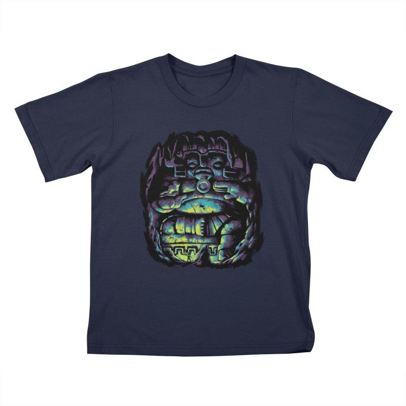 Secret Cave Kids T-Shirt by EstivaShop