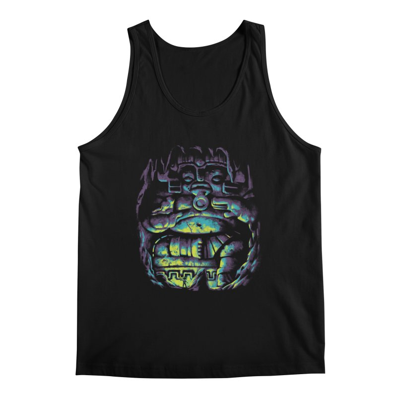 Secret Cave Men's Regular Tank by EstivaShop