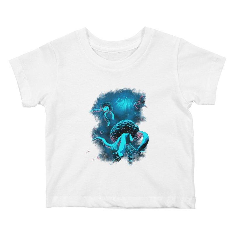Toward the Heart Kids Baby T-Shirt by EstivaShop