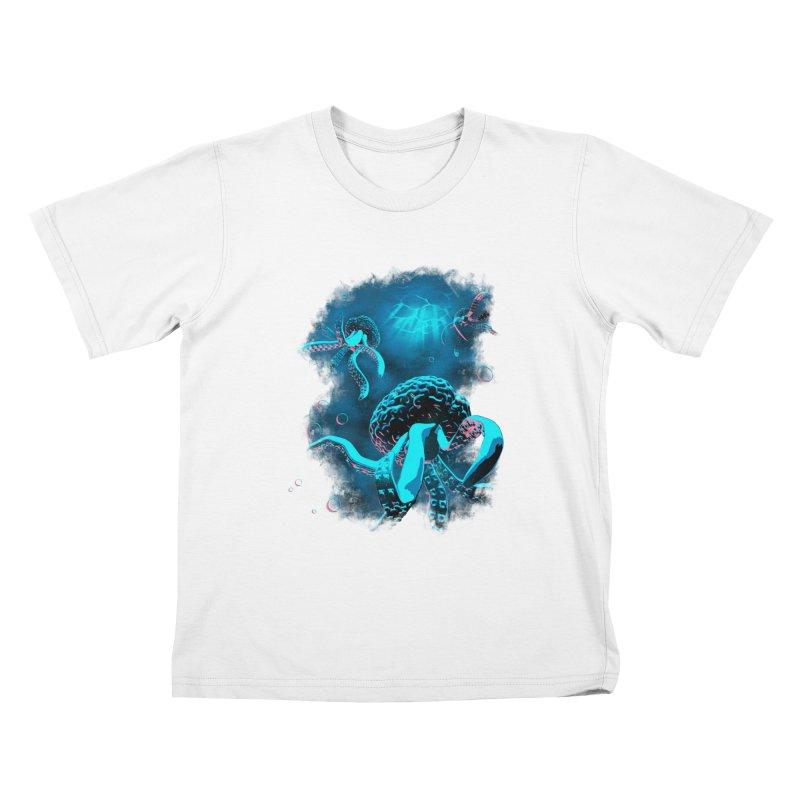 Toward the Heart Kids T-Shirt by EstivaShop