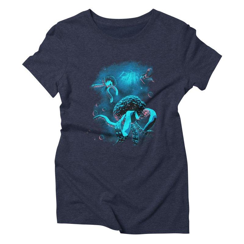 Toward the Heart Women's Triblend T-Shirt by EstivaShop